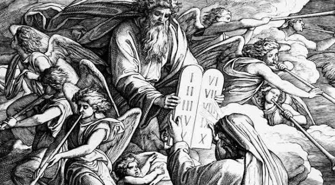 Die Kirche zeigt uns durch die Zehn Gebote den rechten Weg wie der liebende Ruf einer Mutter