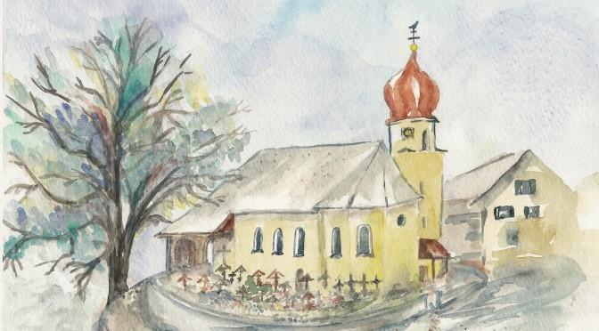 Wir stehen wieder im Advent – Teil 1