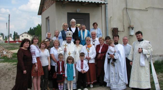 Mit Blick auf mehr als tausend Jahre Christentum in der Ukraine