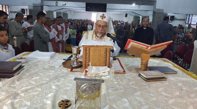 Ägypten erhoffte Papstbesuch im April trotz Attentate