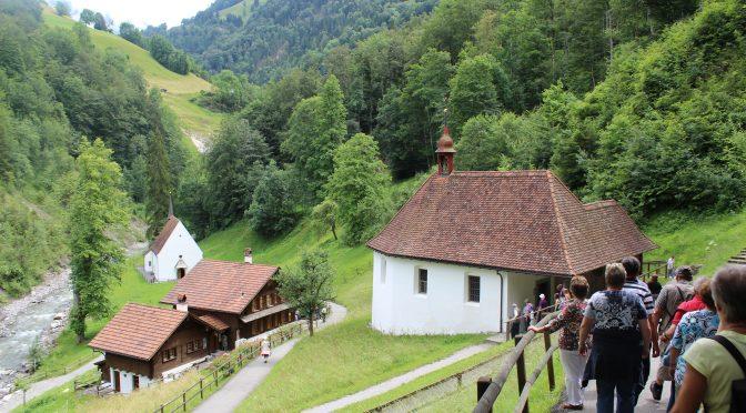 8. Schweizer «Marsch fürs Läbe» beim hl. Bruder Klaus im Ranft