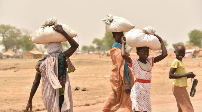 Noch prägen Gewalt, Hunger und Krieg den Alltag im Sudan